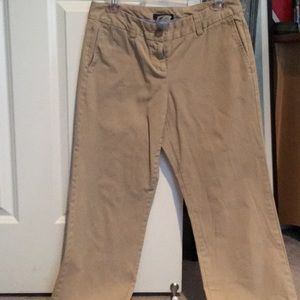 Landsend Khaki Pants